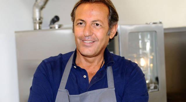 Chi è Filippo La Mantia, lo chef dalla famiglia allargata