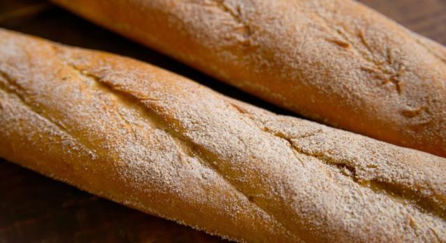 Baguette senza glutine morbide e fragranti