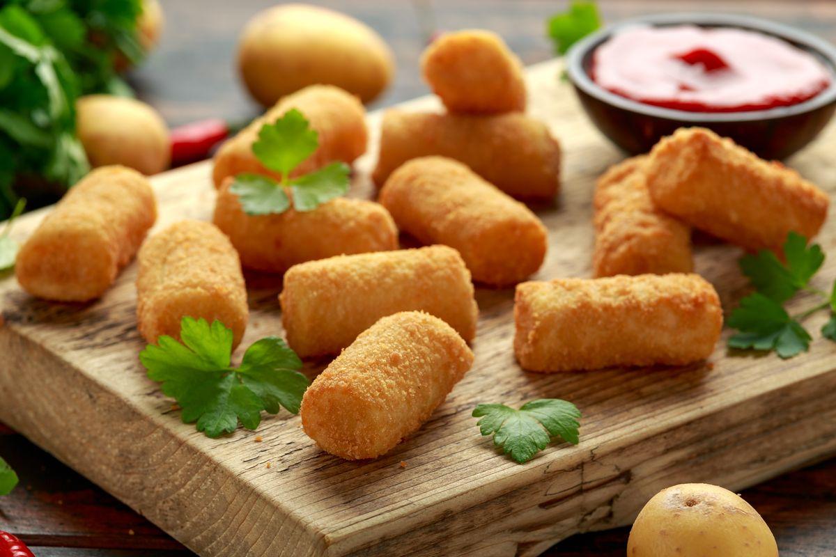 Crocchette di patate alla palermitana