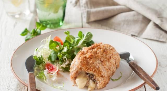 Non potete nemmeno immaginare quanto sono buoni gli involtini di pollo in padella!