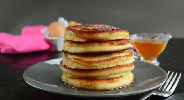 Pancake senza latte: deliziosi e facili da fare