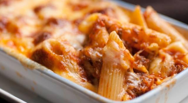 Come preparare la pasta al forno perfetta? Ricetta, trucchi e varianti!