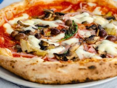 Pizza capricciosa fatta in casa: un trionfo di sapori!
