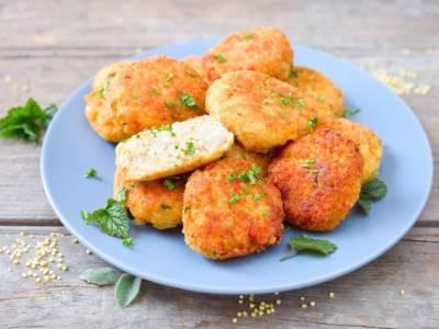 Avete mai assaggiato le polpette di amaranto al forno? Sono favolose (e gluten free)