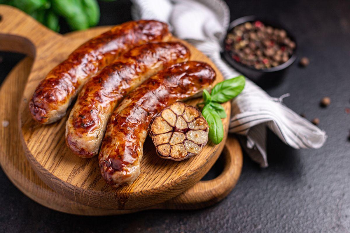 Salsiccia vegana