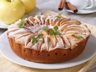 Torta di mele con il Bimby: la ricetta per il dolce tradizionale