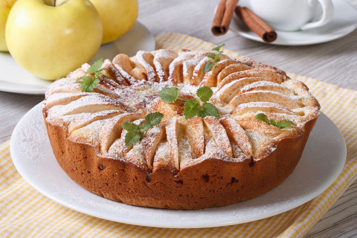 Torta di mele Bimby