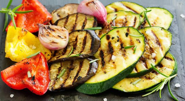 Verdure grigliate: ecco tutti i segreti e i modi per prepararle!