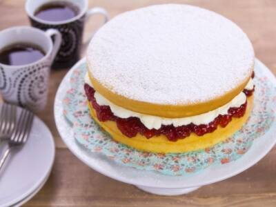 Sponge cake, la preferita dalla Regina Vittoria!