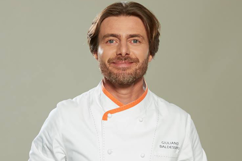 Giuliano Baldessari chef