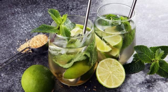 Mojito Analcolico: la bevanda rinfrescante e profumata!