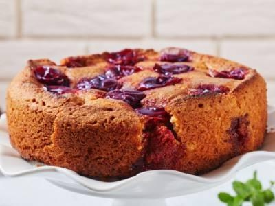 Torta alle ciliegie: un dolce classico e dal sapore unico