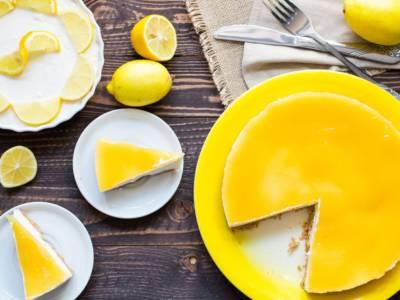 Cheesecake al limone: la ricetta fredda e rinfrescante