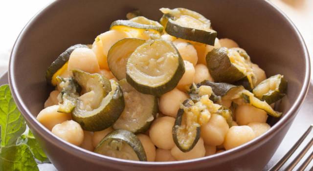 Gnocchi di zucchine light e senza glutine