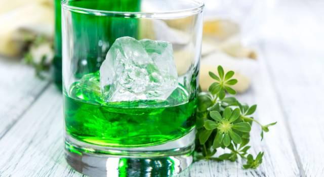 Liquore al basilico: il digestivo perfetto