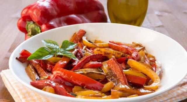 Come fare la peperonata? Ecco la ricetta del più celebre contorno siciliano!