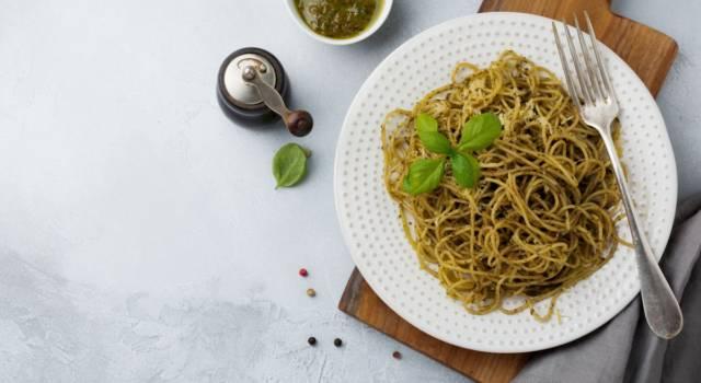 Pesto alla cetarese, il condimento per un primo piatto davvero saporito