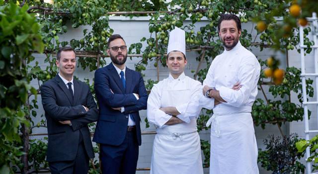 Ilario Perrot è il nuovo sommelier del ristorante Lume by Luigi Taglienti