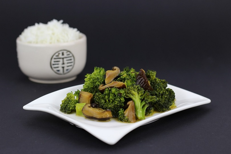 Broccoli in agrodolce
