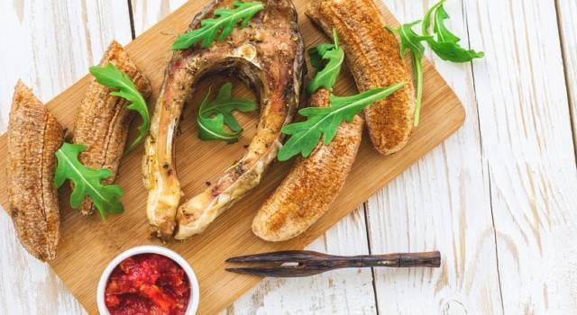 Tranci o filetti di tilapia al forno: la ricetta tipica africana