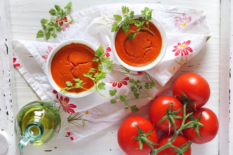 Tortino di pomodorini