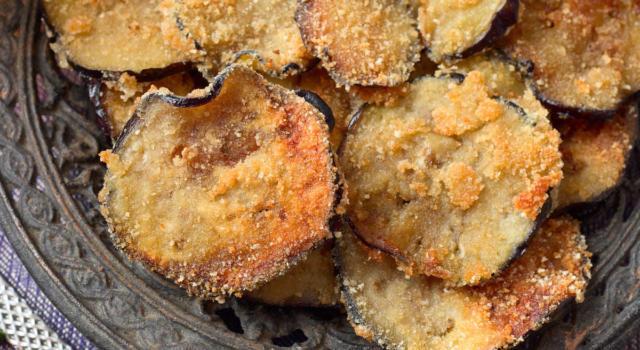 Chips di melanzane croccanti e gustose: la ricetta perfetta