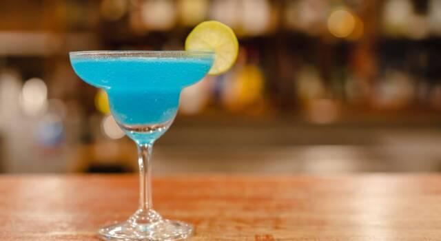 Angelo Azzurro: il cocktail che ci porta indietro nel tempo