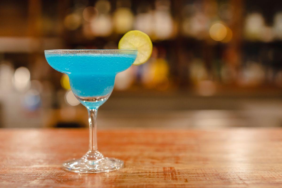 cocktail angelo azzurro