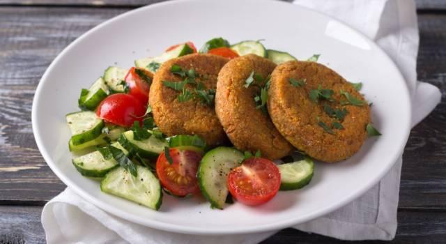 Cotolette vegetali senza glutine: la ricetta con l'amaranto