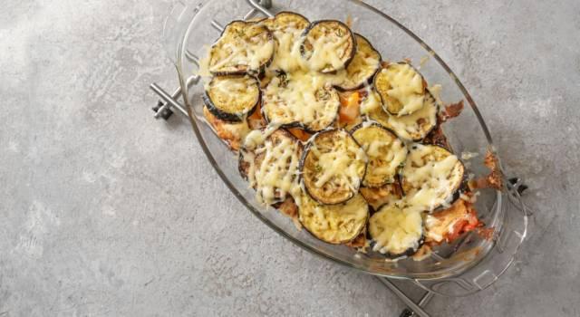 Melanzane al formaggio al forno: una ricetta facile e veloce