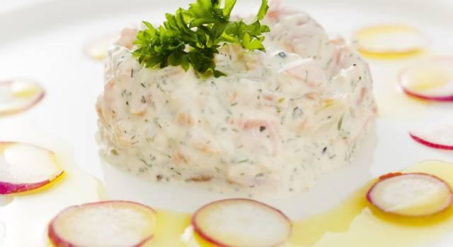 Mousse di pesce bianco per una cena raffinata