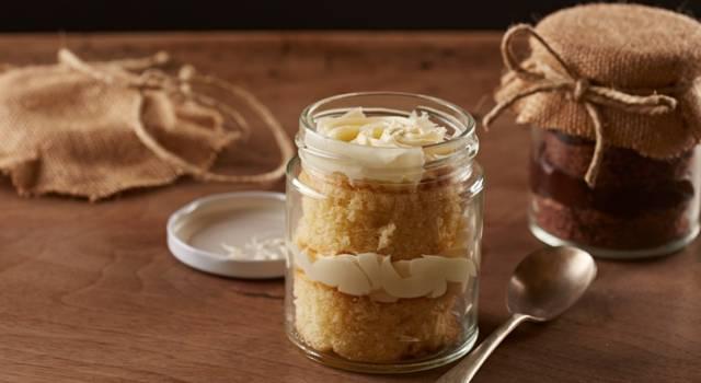 Torta in vasocottura: la ricetta del plumcake