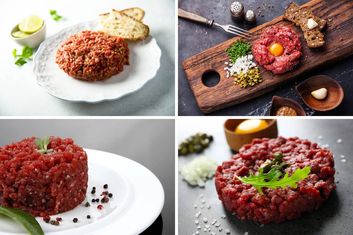Ricette di tartare di carne