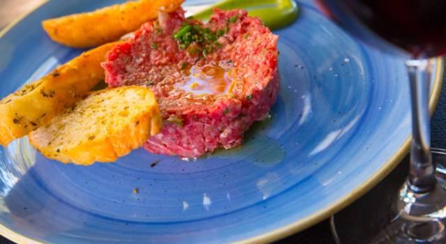 Tartare di vitello: la ricetta per un antipasto delizioso!