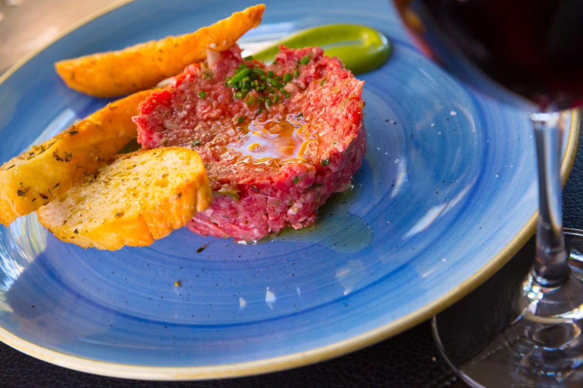 Tartare di vitello