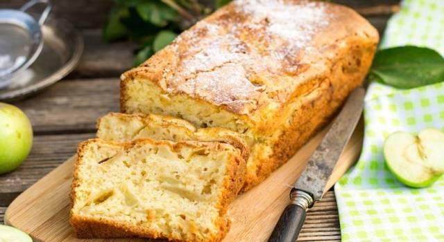 Torta di mele e ricotta: soffice, deliziosa e facile da fare