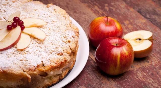 Torta di mele senza latte: una variante deliziosa!