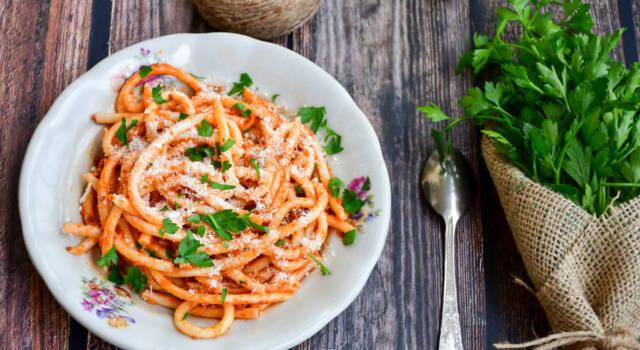 Umbricelli fatti in casa: la ricetta tipica