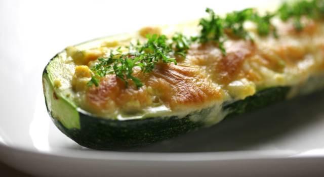 Zucchine gratinate vegane: un ottimo contorno