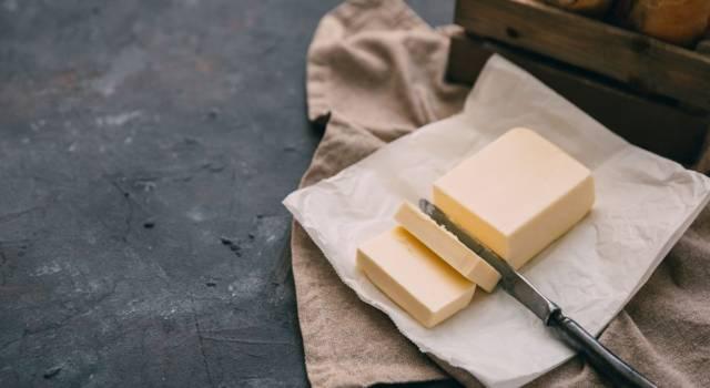 Qual è la differenza tra burro e margarina?
