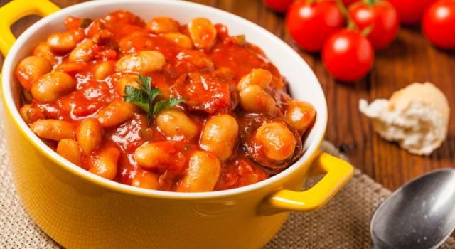 Fagioli alla sarconese: la ricetta tipica lucana