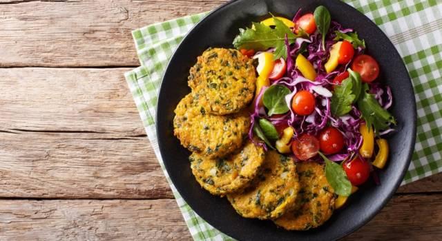Frittelle di quinoa e zucchine: buonissime!