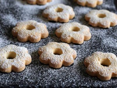 Margheritine di Stresa, i biscotti tipici del lago Maggiore