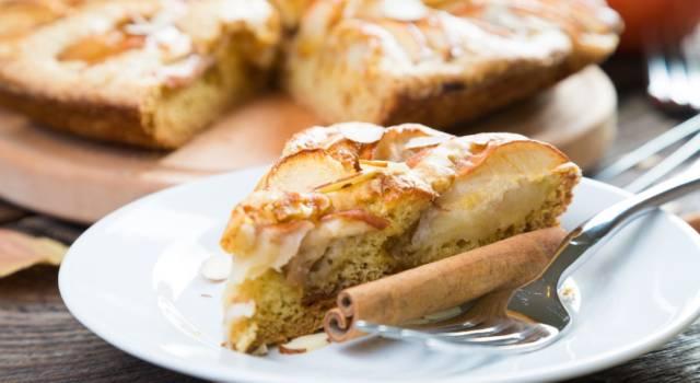 Prepariamo una deliziosa tortina di mele senza glutine ma sofficissima!