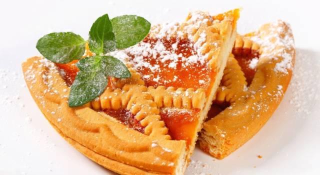 Crostata con fichi d'India: un dolce buonissimo!