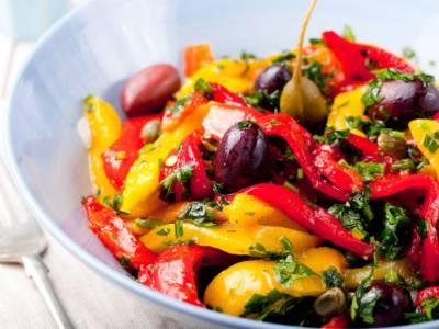 La ricetta per peperoni in agrodolce gustosi e appetitosi!