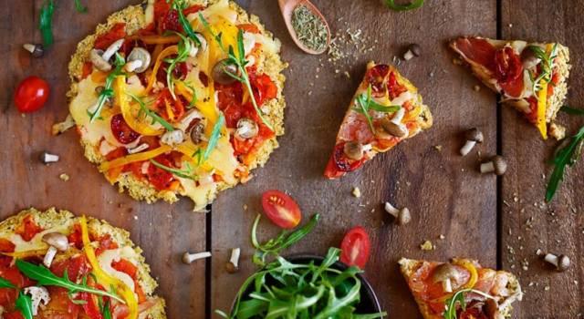 In cerca di ricette senza glutine? Provate le pizzette con farina di mais