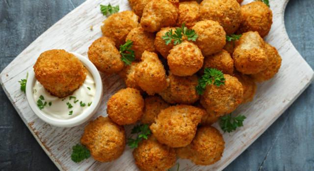 Polpettine della Befana con zucca e patate