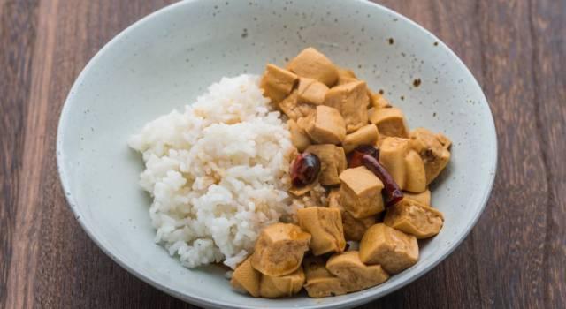 Tofu light piccante cotto alla griglia: la ricetta!