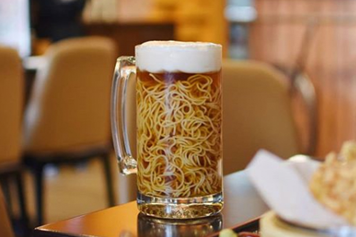 Ramen alla birra